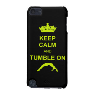 Keep Calm and Tumble on iPod Touch (5th Generation) Cover