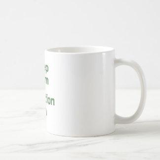 Keep Calm and Vacation On Coffee Mug