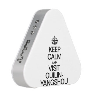 KEEP CALM AND VISIT GUILIN YANGSHOU