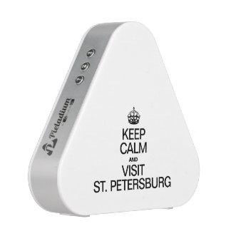 KEEP CALM AND VISIT ST. PETERSBURG