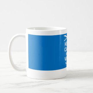 Keep Calm and Vote Yes Mug