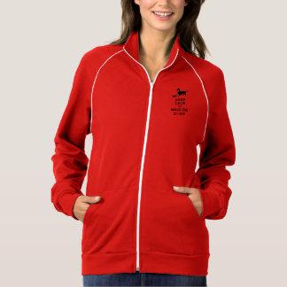 Keep Calm and Walk the Doxie - Cute Dachshund Jacket