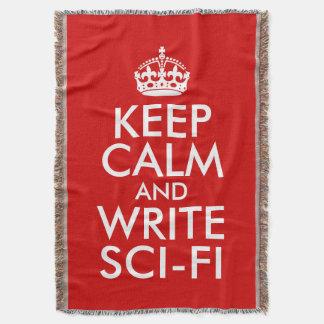 Keep Calm and Write Sci-Fi