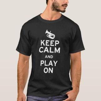 Keep Calm Baritone T-Shirt