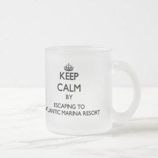 Keep calm by escaping to Atlantic Marina Resort Ma Mug