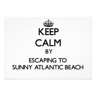 Keep calm by escaping to Sunny Atlantic Beach New Announcement