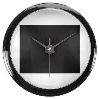 Keep Calm by focusing on Parishioners Aquavista Clocks