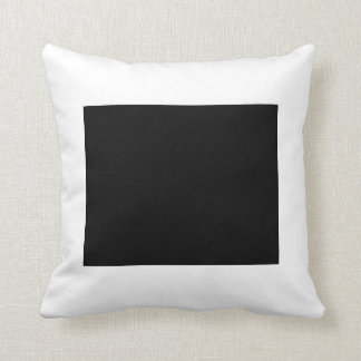 Keep Calm by focusing on Parishioners Throw Pillow
