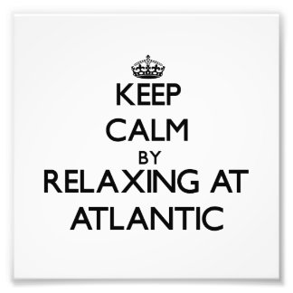 Keep calm by relaxing at Atlantic New Jersey Photo