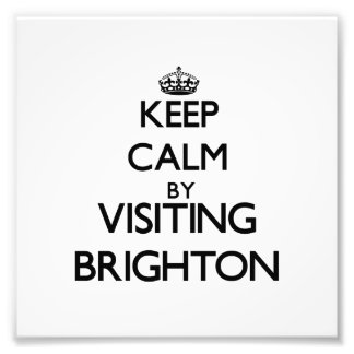 Keep calm by visiting Brighton New Jersey Photo Art