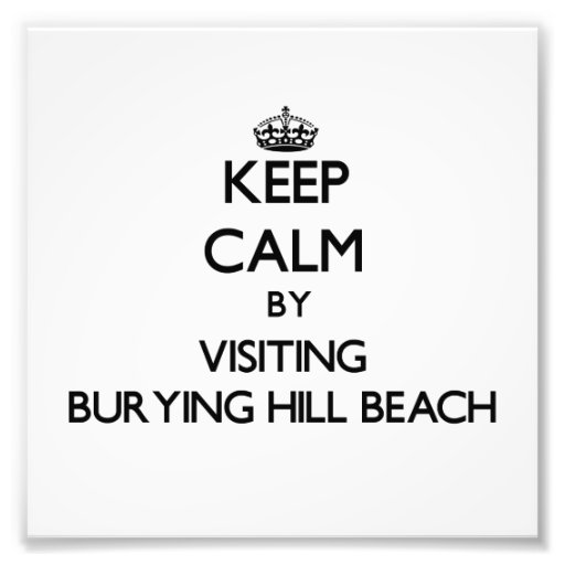 Keep calm by visiting Burying Hill Beach Connectic Photo