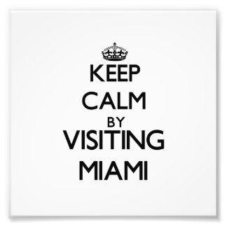 Keep calm by visiting Miami New Jersey Photo