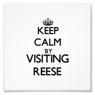 Keep calm by visiting Reese New Jersey Photo