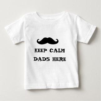 keep Calm Dads Here Tshirts