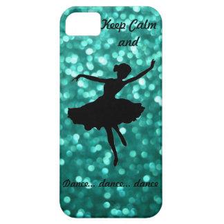 Keep Calm & Dance iPhone 5 Case