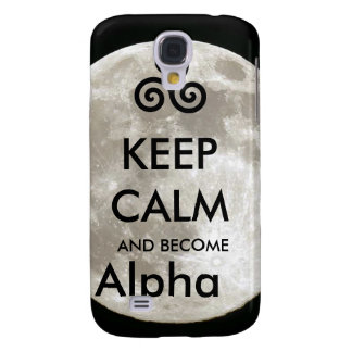 Keep Calm Derek Samsung Galaxy S4 Case