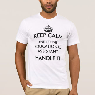 KEEP CALM - EA T-Shirt