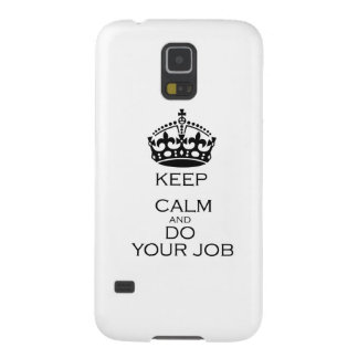 Keep calm galaxy s5 case