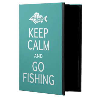 Keep Calm & Go Fishing custom color cases