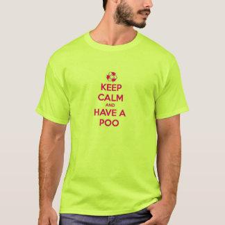 Keep Calm & Have A Poo T-Shirt