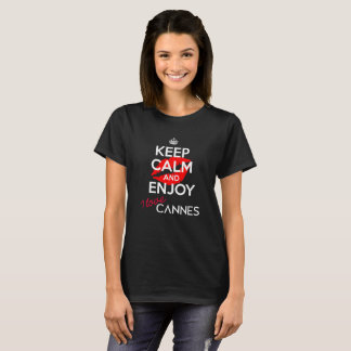 Keep Calm I Love Cannes version 3 (Women) T-Shirt