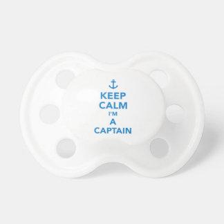 Keep calm I'm a captain Dummy
