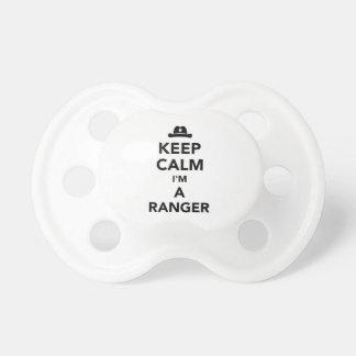 Keep calm I'm a ranger Dummy