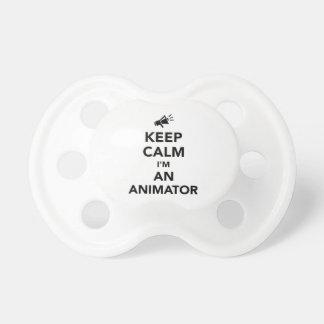 Keep calm I'm an animator Dummy