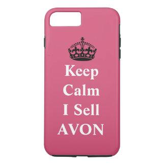 Keep Calm I Sell AVON iPhone 8 Plus/7 Plus Case