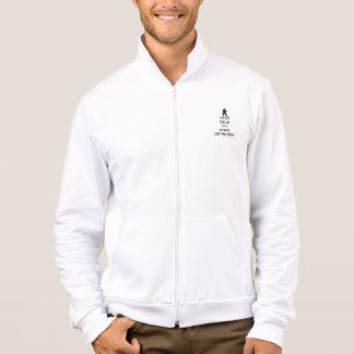 Keep Calm I'm a Kenpo Instructor Jacket