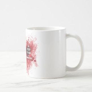 Keep Calm I'm a Paramedic Coffee Cup