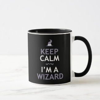 Keep Calm I'm A Wizard Mug