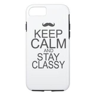 Keep Calm iPhone 7 Case