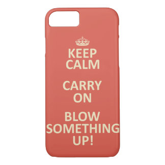 Keep Calm iPhone 8/7 Case