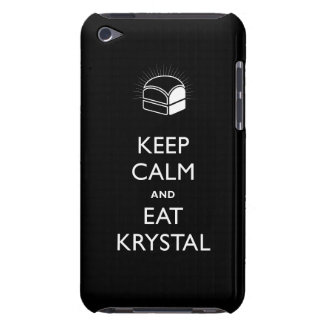 Keep Calm iPod Touch Case