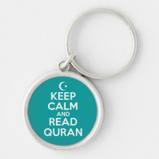 Keep Calm Islamic Key Ring