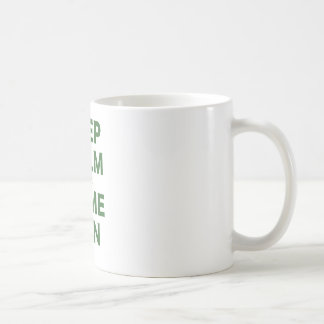 Keep Calm Its a Home Run Coffee Mugs