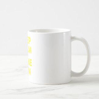 Keep Calm Its a Home Run Mug