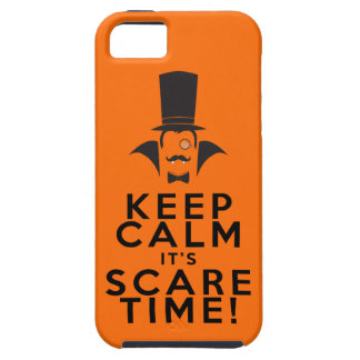 Keep Calm it's Scare time iPhone5/5s case