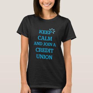 Keep Calm & Join a CU T-Shirt