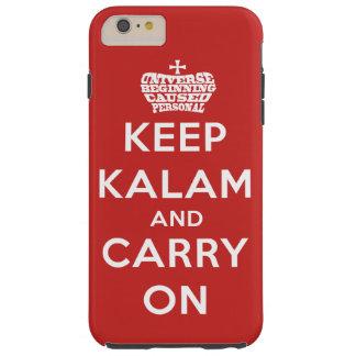 Keep Calm / Kalam Tough iPhone 6 Plus Case