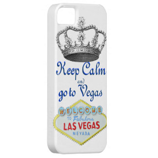 Keep Calm Las Vegas Barely There iPhone 5 Case