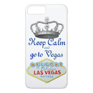 Keep Calm Las Vegas iPhone 7 Plus Case