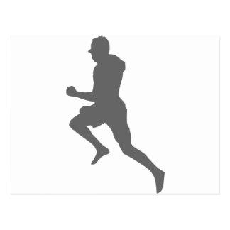 Keep Calm Lift Lifting Train Weights Run Gym PT Postcard