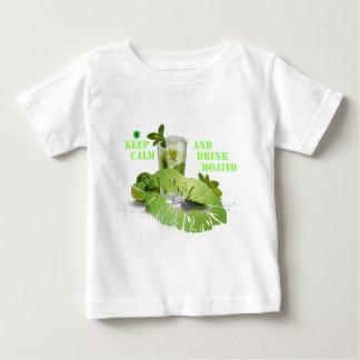 Keep Calm Mojito Baby T-Shirt