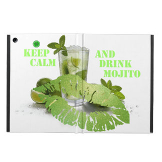 Keep Calm Mojito Case For iPad Air