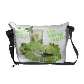 Keep Calm Mojito Commuter Bag