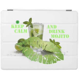 Keep Calm Mojito iPad Cover