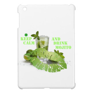 Keep Calm Mojito iPad Mini Case
