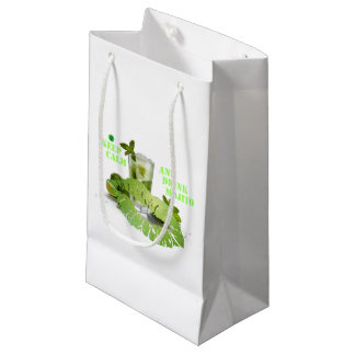 Keep Calm Mojito Small Gift Bag